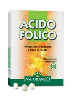ACIDO FOLICO 90CPR