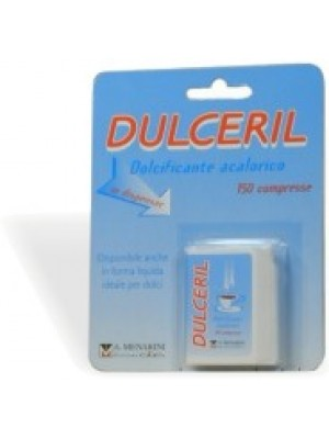 DULCERIL NUOVO*150 CPR 100MG
