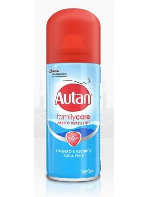 AUTAN FAMILY CARE SPRAY SECCO 100ML