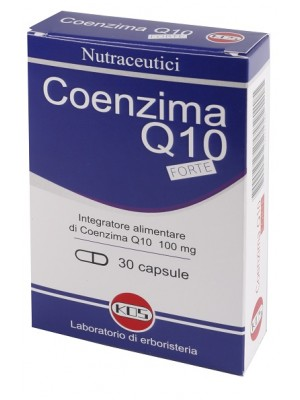 COENZIMA Q10 FORTE 30 CAPSULE