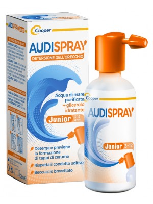 AUDISPRAY S/GAS J IGIENE 25ML