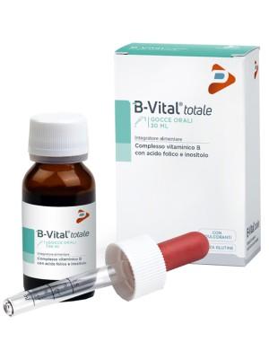 B-VITAL TOTALE GOCCE 30ML