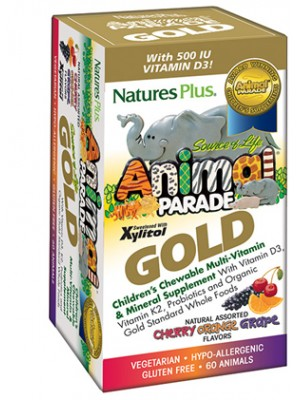 ANIMAL PARADE GOLD ASSORTITI