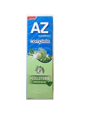 AZ COMPLETE FRESCHEZZA DELICATA + COLLUTORIO DENTIFRICIO 75 ML