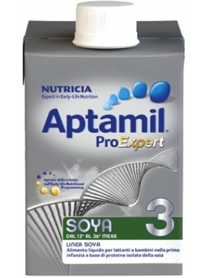 APTAMIL 3 SOYA CRESCITA 500 ML