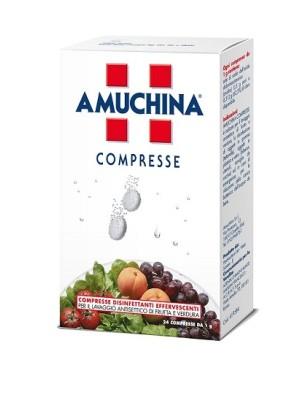 AMUCHINA COMPRESSE 1 G 24 PEZZI