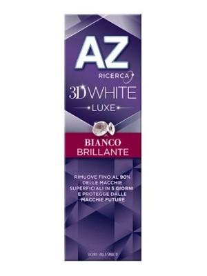 DENTIFRICIO AZ 3D WHITE LUXE BIANCO BRILLANTE 75 ML