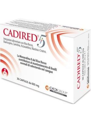 CADIRED 5 36 CAPSULE