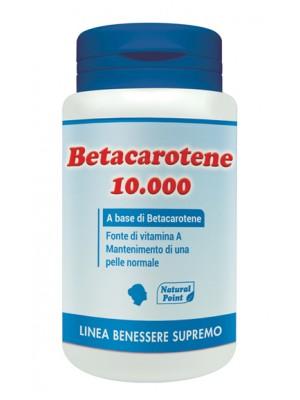 BETACAROTENE 10000 80 PERLE