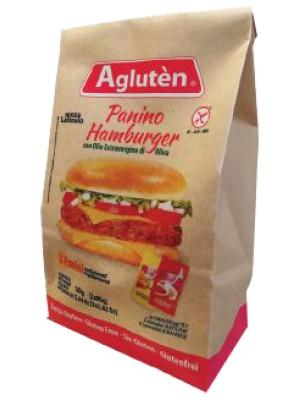 AGLUTEN PANINO HAMBURGER 160G