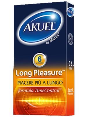 AKUEL BY MANIX LONG PLEASUR 6P