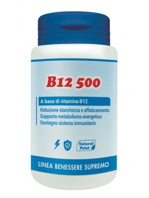 B12 CIANOCOBALAMINA 500MCG N.P