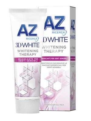 DENTIFRICIO AZ 3D WHITE THERAPY DENTI SENSIBILI 75 ML