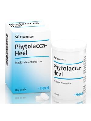 HEEL PHYTOLACCA 50 COMPRESSE