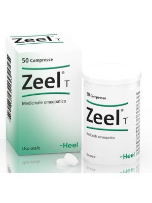 HEEL ZEEL T 50 COMPRESSE
