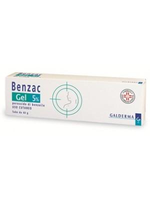 BENZAC*gel 40 g 5%