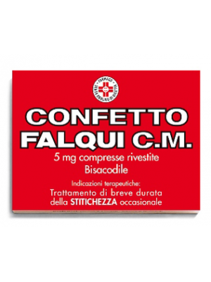 CONFETTO FALQUI CM*20 cpr riv 5 mg