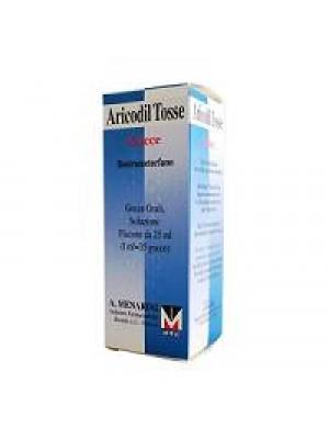 ARICODIL TOSSE*orale gtt 25 ml 0,375 g