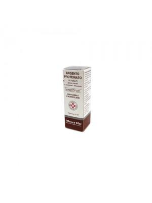 ARGENTO PROTEINATO (MARCO VITI)*AD gtt orl 10 ml 2%