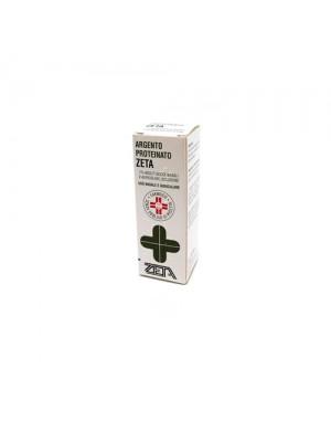 ARGENTO PROTEINATO (ZETA FARMACEUTICI)*BB gtt orl 10 ml 1%