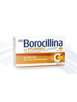 NEOBOROCILLINA C*16 pastiglie 1,2 mg + 70 mg senza zucchero