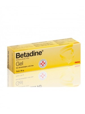 BETADINE*gel 30 g 10%