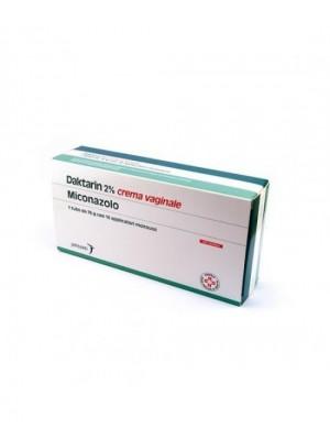 DAKTARIN*crema vag 78 g 20 mg/g + 16 applic