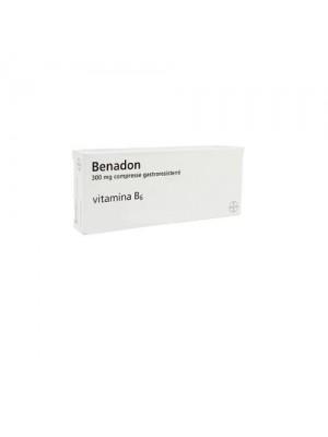 BENADON*10 cpr gastrores 300 mg