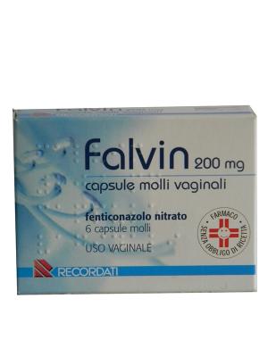 FALVIN*6 cps vag molli 200 mg